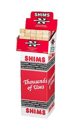 Pine Shims Floor Display2-Small