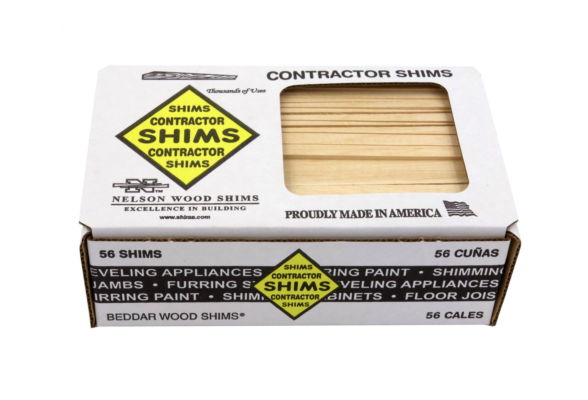 Product Image Contractor Shims 56-count